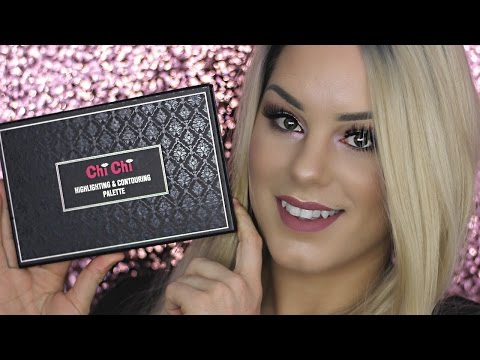 Rave it or Hate it? Chi Chi Highlighting and Contouring Palette Review