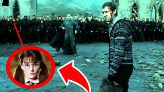 10 Harry Potter Easter Eggs No One Caught