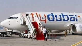 Крушение самолёта в аэропорту Ростова-на-Дону