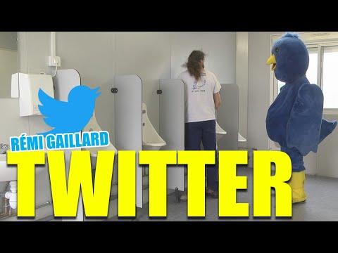 Rémi Gaillard - Twitter