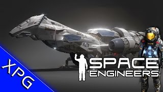Space Engineers - Firefly Class Transport - Serenity (Community Spotlight)