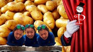 Просто видос - Картошка домашняя