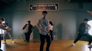 BODY CONTROL CLASS WITH JUSTIN JET VALLES | CRICKETS | DROP CITY YACHT CLUB