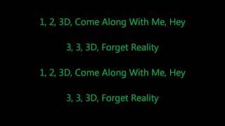 3D Lyrics - JLS