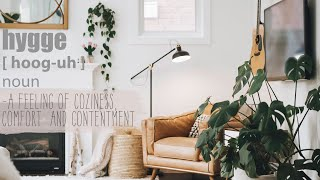 Cozy Scandinavian Style  House Tour 2020 | How I Created Hygge In My Home!