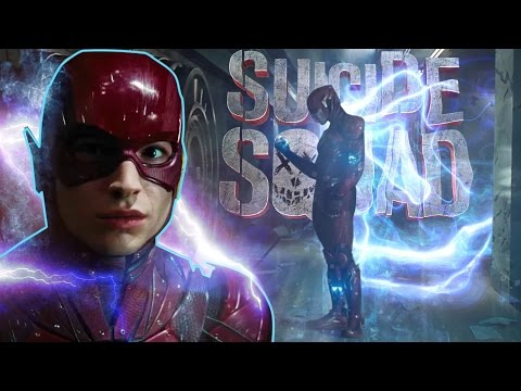 How Fast is the Flash in Suicide Squad?