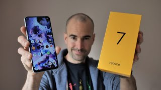 Realme 7 (Global) - Unboxing & Full Tour