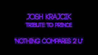 "Josh Krajcik - ""Nothing Compares 2 U"" (Prince Cover)"