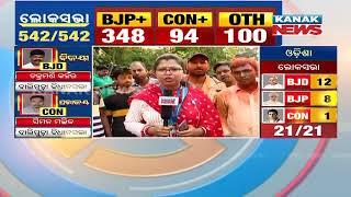 Odisha Election 2019: BJP's Pratap Sarangi Wins In Balasore Lok Sabha Seat