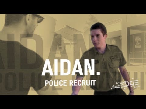 A Day In The Life Of A Police Recruit