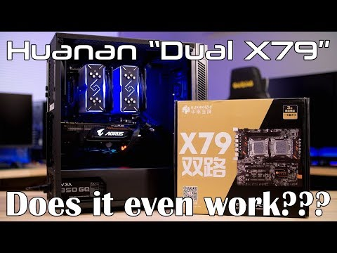 "Huanan ""Dual X79"" Motherboard Review"