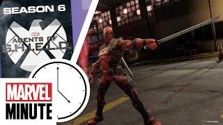 Deadpool! Marvel Strike Force! S.H.I.E.L.D. S6 and More! | Marvel Minute