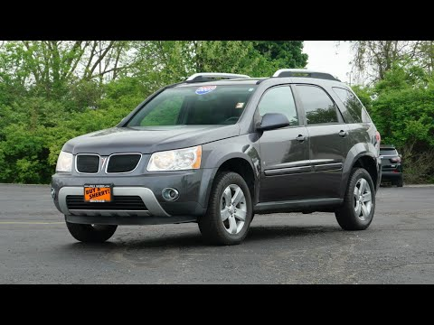 2007 Pontiac Torrent ALL WHEEL DRIVE For Sale | CP16192T
