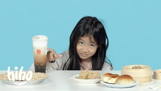 Kids Try Food from Chinatown | HiHo Kids