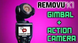 Removu K1!  4k Gimbal Action Camera! WORTH it in 2018?!