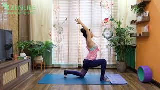 Yoga trị mất ngủ.10 phút cho giấc ngủ ngon với Yoga Nguyễn Hiếu [Bài 3]