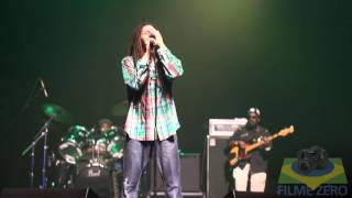 JAH WORKS   JULIAN MARLEY feat THE WAILLERS BAND  BRAZIL 2015