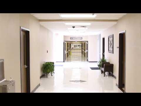 LED Retrofit Marshall Medical Center Project Showcase
