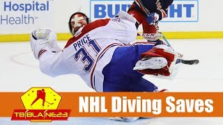 NHL Diving Saves
