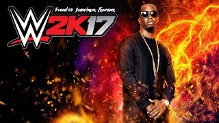 """WWE 2K17 Soundtrack Curated By Sean """"Diddy"""" Combs aka Puff Daddy"""