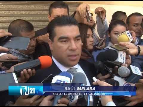 Fiscal Raúl Melara habla sobre las demandas de inconstitucionalidad sobre su nombramiento