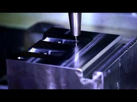 CNC銑床處理