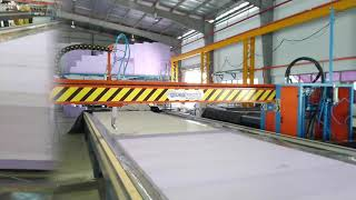 REFRIGERATED TRUCK BODY PANELS PRODUCTION