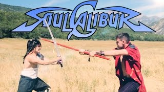 SoulCalibur - Kilik vs. Mitsurugi