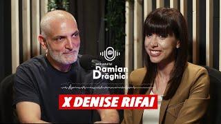 Denise Rifai, dincolo de cele 40 de întrebari 🎙️ PODCASTUL LUI DAMIAN DRAGHICI