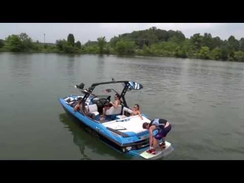 AXIS A20 Waterski Wake Review