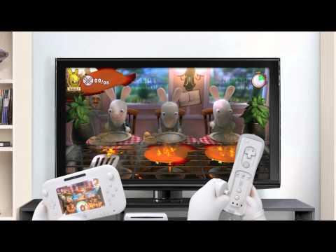 Видео № 1 из игры Rabbids Land [Wii U]