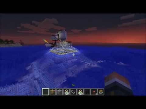 comment construire une ville sous l'eau