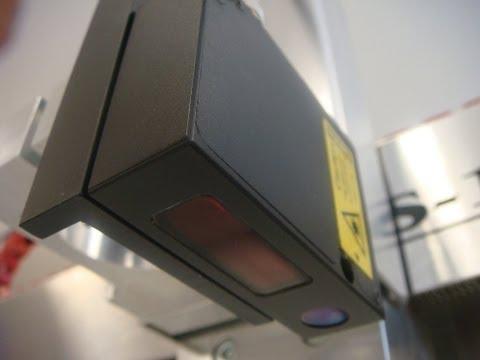 3D Laserscanner für CNC Fräse Fräsmaschine / 3D laser Scanning Scanner for all CNC Router