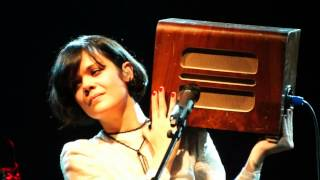 Bat For Lashes - The haunted man (Live in Milan, November 19th 2012)