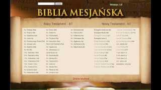 MÓJ NOWO SUBSKRYBOWANY KANAŁ – Biblia Mesjańska – najwierniejsze wydanie po polsku.