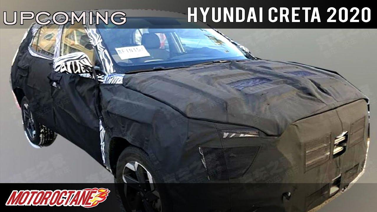 Motoroctane Youtube Video - Hyundai Creta 2020 Images Out! | Hindi | MotorOctane