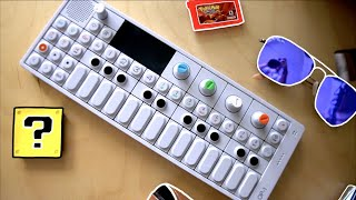 Teenage Engineering OP-1 // Hipster Toy Or Serious Production Tool?