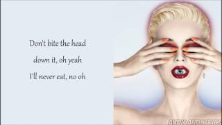 Katy Perry - Power (Lyrics)