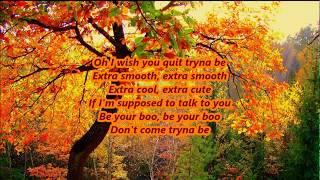 Aaliyah – Extra Smooth – Lyrics