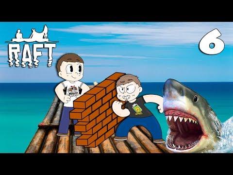 Stavíme zeď - Raft /w McCitron - Díl 6