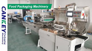 Multifunction Biscuit Packaging Machine Manufacturer youtube video