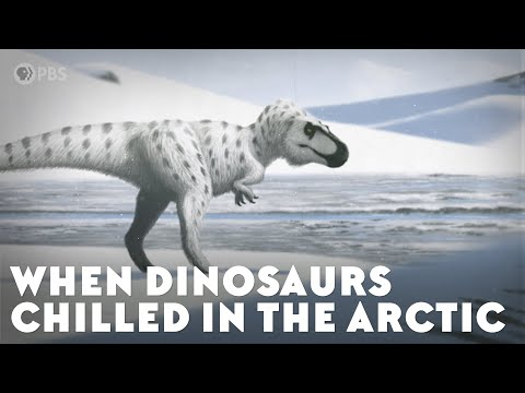 Discover the Lost World of Arctic Dinosaurs