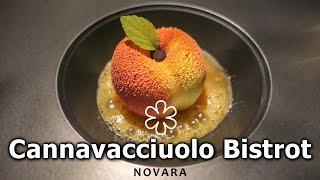 A cena al Cannavacciuolo Bistrot di Novara, una stella Michelin