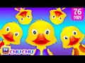 Download Video Five Little Ducks and Many More Numbers Songs | Number Nursery Rhymes Collection by ChuChu TV