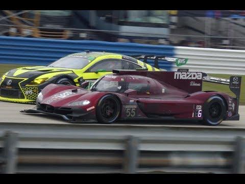 Mazda DPi Mazda Team Joest  IMSA 67th 12h Sebring 2019