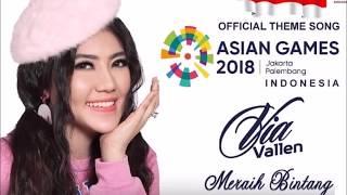 Meraih Bintang 6 Bahasa (Indonesia, Thailand, Mandarin, Arab, Hindi, Korea) #ViaVallen #BestCover