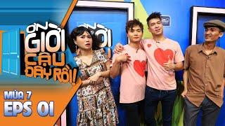 #1 Ơn Giời Cậu Đây Rồi Mùa 7: Lý Nhã Kỳ, Hoa hậu Khánh Vân, Huy R, Nhật Anh Trắng