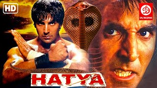 Hatya {HD} Full Hindi Movie | Akshay Kumar | Johnny Lever | Varsha Usgaonkar | Hindi Action Movie