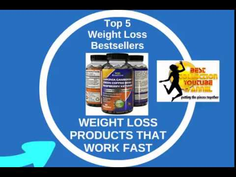 Top 5 Pure Garcinia Cambogia with Detox and Cleanse Supplements Review Or Weight Loss Products That