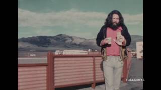 A ROAD TRIP WITH JIM MORRISON